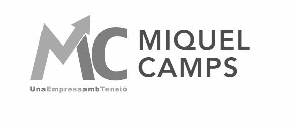 MIQUEL CAMPS - LOGO