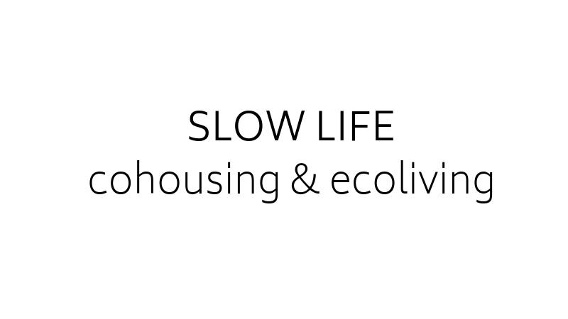 SLOW LIFE - LOGO